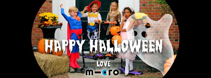 Halloween, micro style