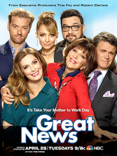Great News Series Poster