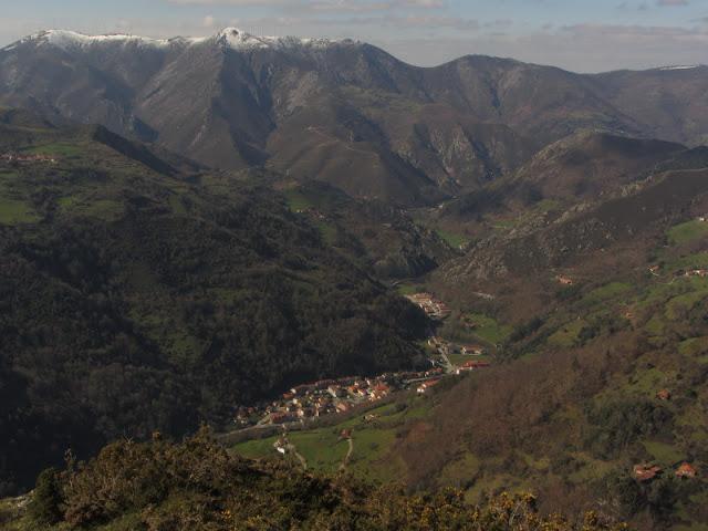 Rutas por el concejo de Belmonte