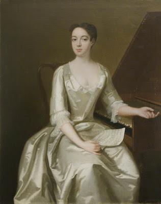 Anna Maria Strada by John Verelst (circa 1732)