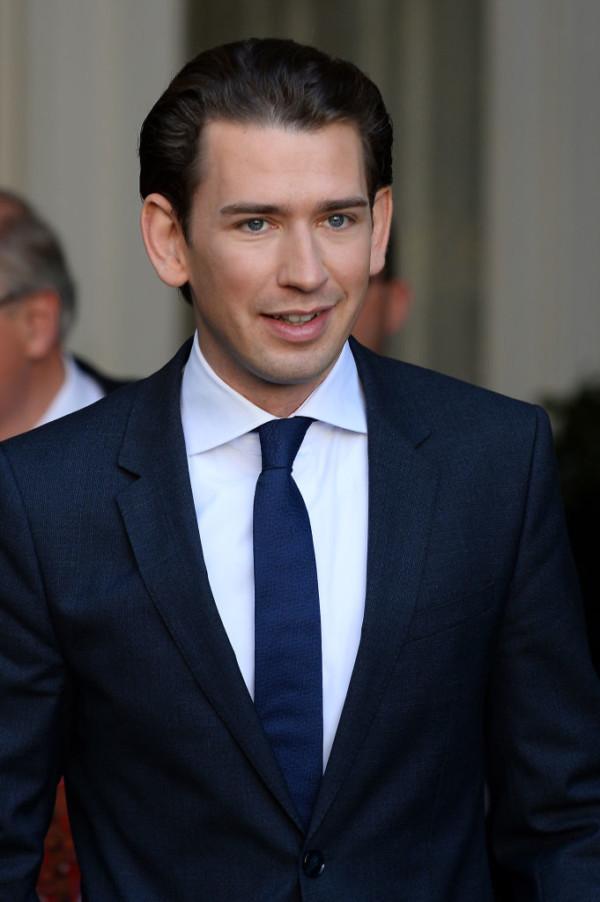 31-Year-Old Sebastian Kurz, Austria's Chancellor-Elect