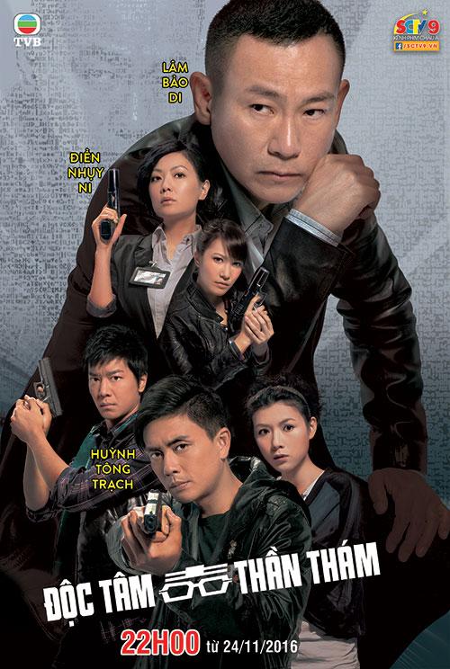 Độc Tâm Thần Thám - SCTV9