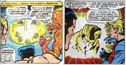 Fantastic Four Annual 4-OriginalHumanTorch