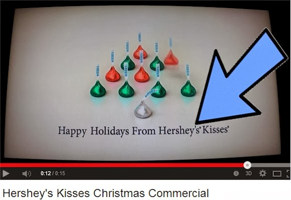 Hershey Kisses Christmas Commercial.Book Making Hershey S Has Wonderful Chocolate Dreadful