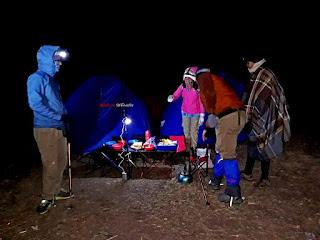 Private Trip Pendakian Gunung Semeru - Lokasi Puncak Kalimati