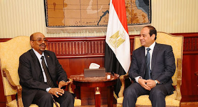 السيسي, مصر والسودان, السيسي, عمر البشير, الخرطوم, القمة المصريو السودانية,