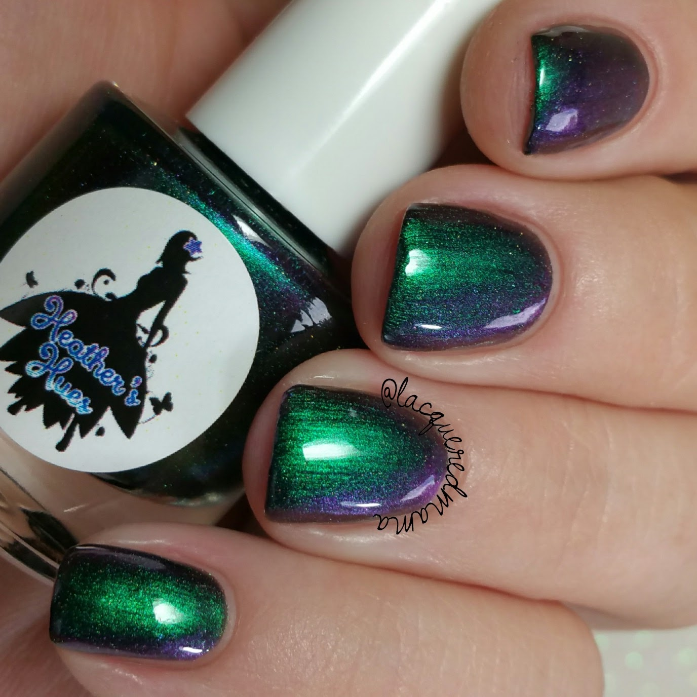 LacqueredMama: Heather\'s Hues - Multichrome Revolution Collection ...