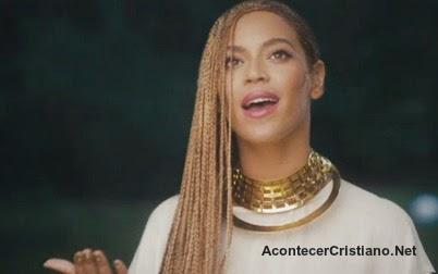 Beyoncé y su canción cristiana