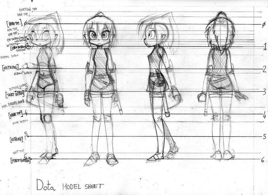 DIG1111 Digital Character Design DIG-1111-Professor Cesar