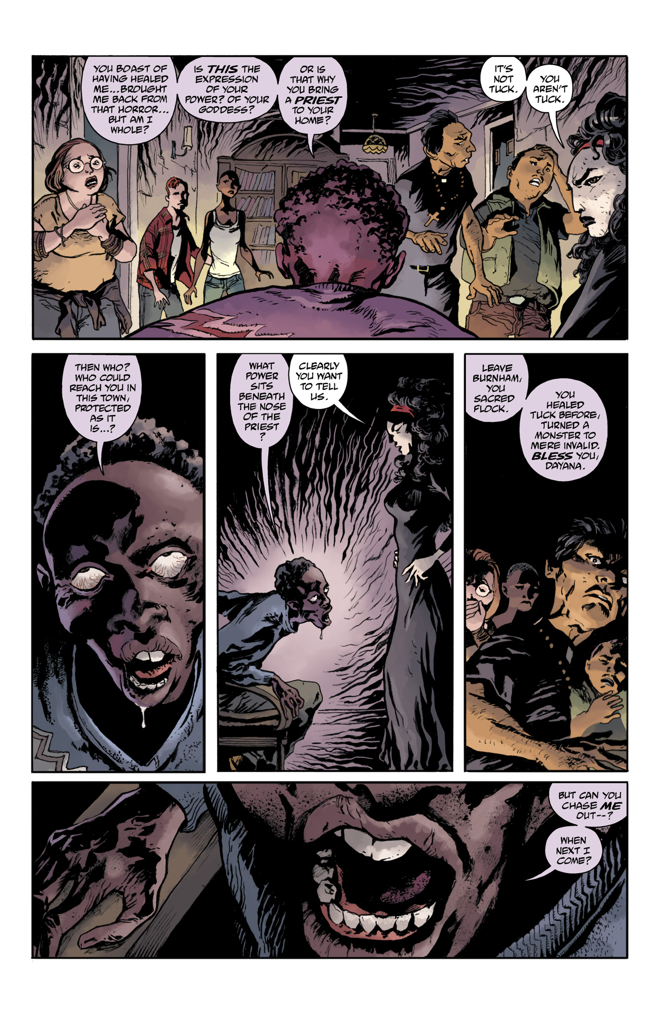 Read online Abe Sapien comic -  Issue #20 - 18