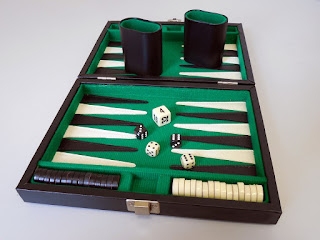 Backgammon instrucciones