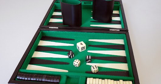 Backgammon como se juega