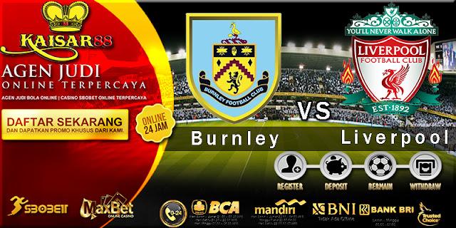 Prediksi Bola Jitu Liga Inggris Burnley vs Liverpool 1 Januari 2018