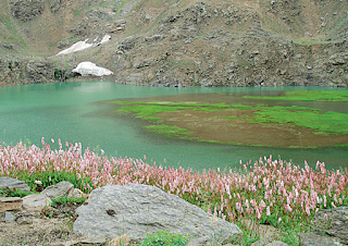 Lulusar Lake A must see place in Kaghan valley