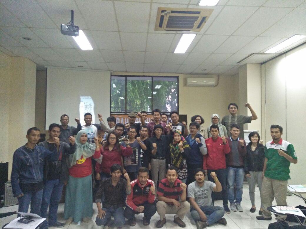 Berlokasi di Gedung LBH Jakarta