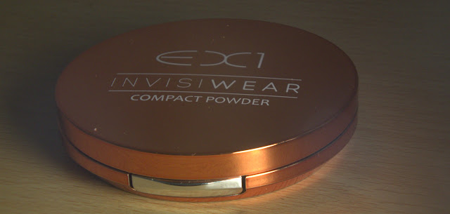 EX1 Cosmetics Invisible Wear Compact Powder P200 Review