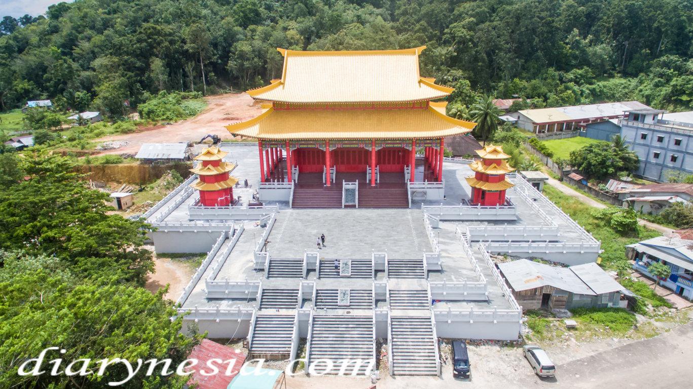 travel guide to singkawang city, west kalimantan tourism, singkawang tourism, diarynesia