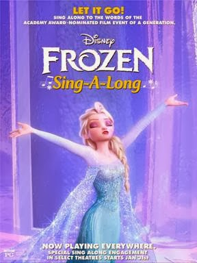 Disney Frozen - Sing-a-long