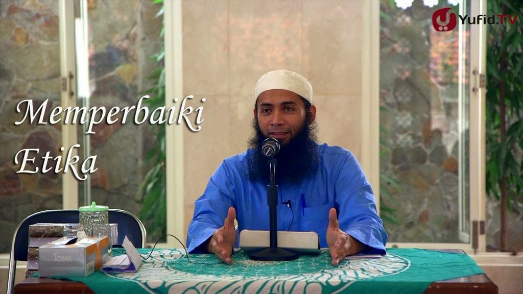 [Download Audio] Kajian Ust. Dr. Syafiq Reza Basalamah MA - Memperbaiki Etika mp3