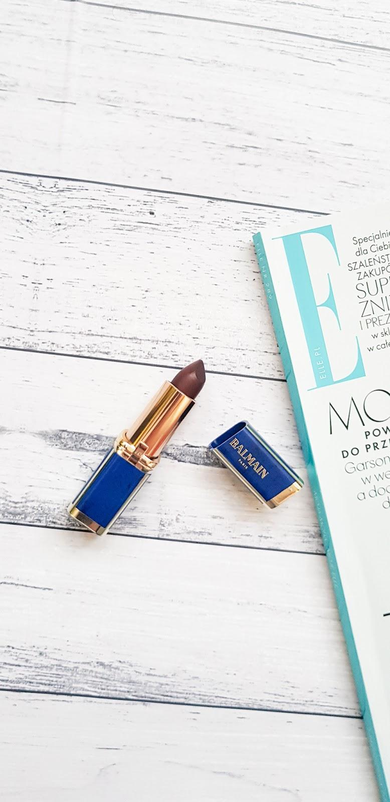 Balmain Loreal Lipstick review