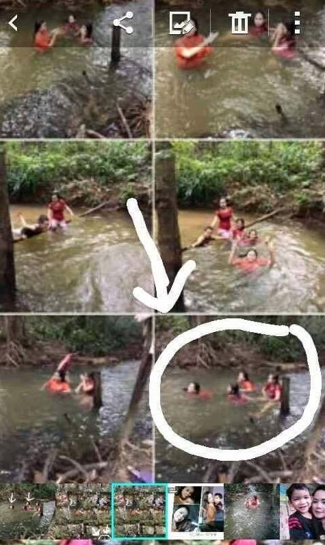 Misteri Jelmaan di Sungai Sarawak