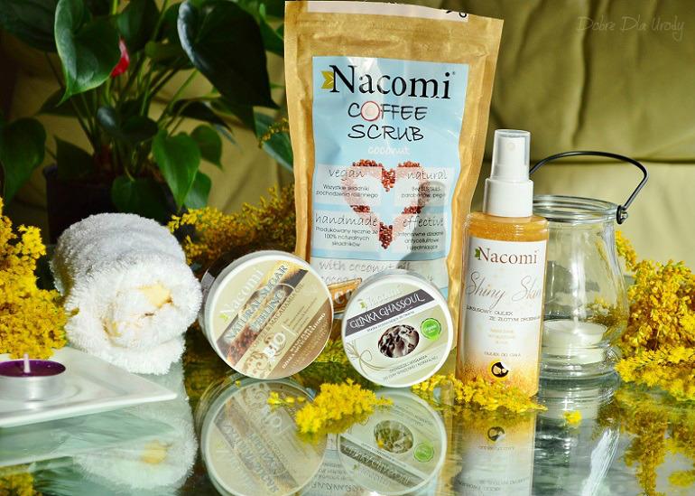 Kosmetyki naturalne Nacomi - naturalna pielęgnacja ciała i twarzy