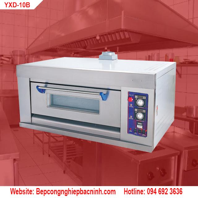 Lò nướng YXD-10B dùng điện