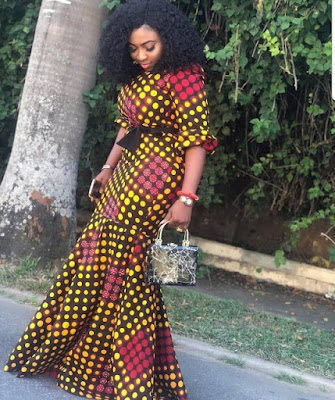 37 Traditional Ghanaian Ankara Dresses Styles Attires for African Women