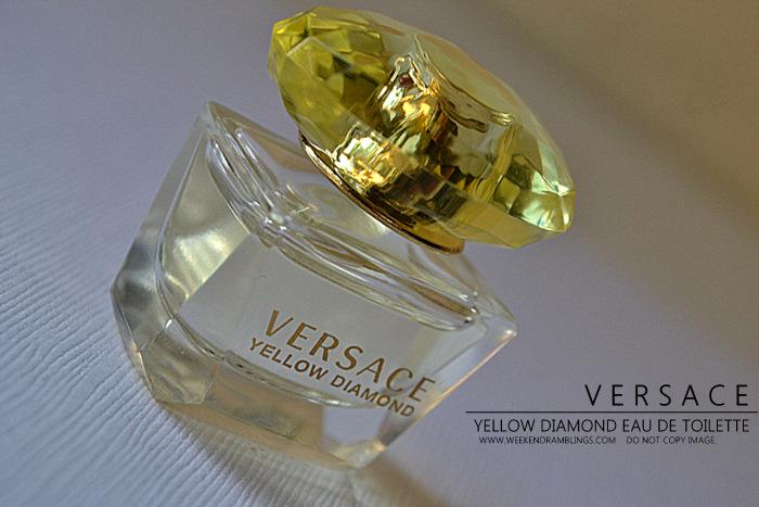 Versace Yellow Diamond Ml