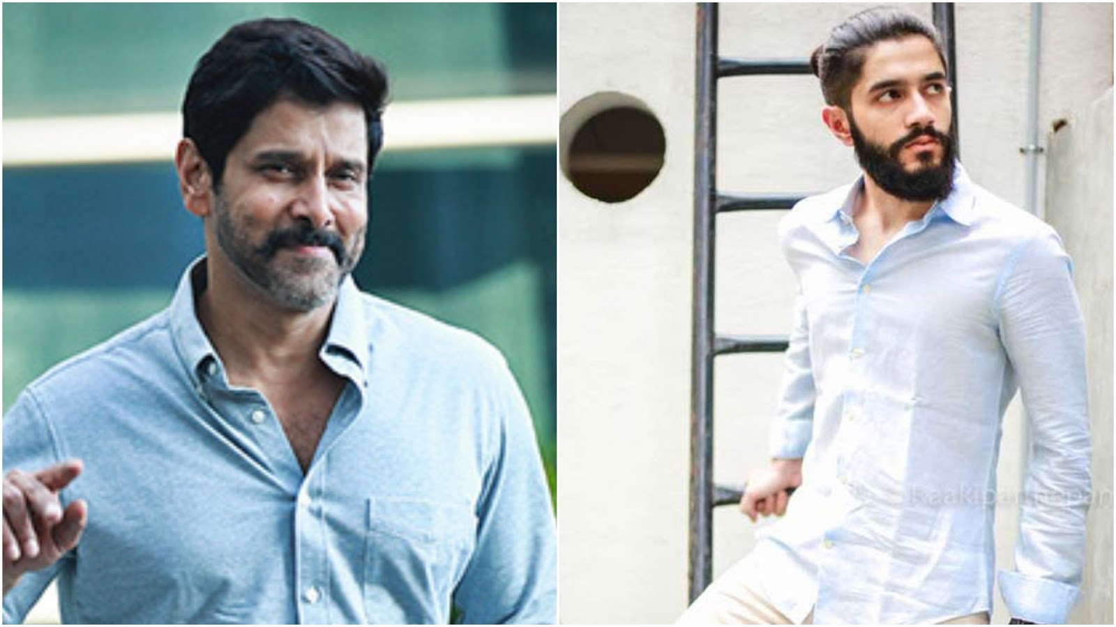 Yet Another Actor From Chiyaan Vikram Family Fans Express