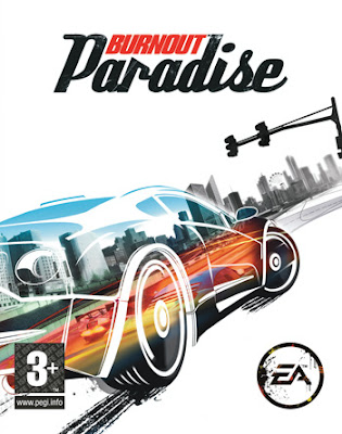 Burnout Paradise highly Compressed