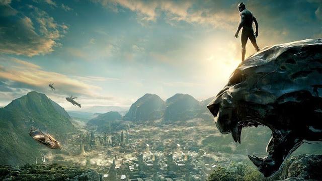 Destinasi di Muka bumi yang menyerupai Wakanda, serial film Black Panther