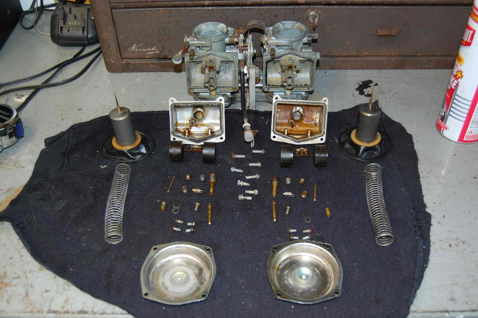 Honda Cm 400 Carburetor Diagram