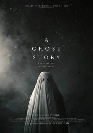 A Ghost Story 2017 WEB-DL 280Mb English Movie 480p Watch Online Full Movie Download bolly4u