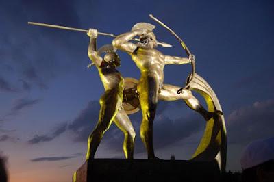 """Σαν σήμερα η """"Ναυμαχία της Σαλαμίνας"""". Μια ακόμα ένδοξη στιγμή της Ελληνικής Ιστορίας."""