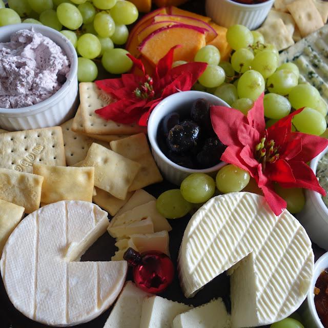 como montar tabua de queijos