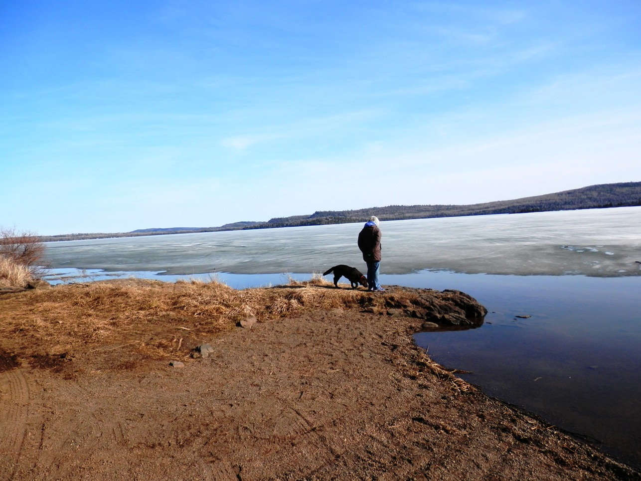 Bow narrows camp blog on red lake ontario 2017 ice out in for Red lake ice fishing resorts