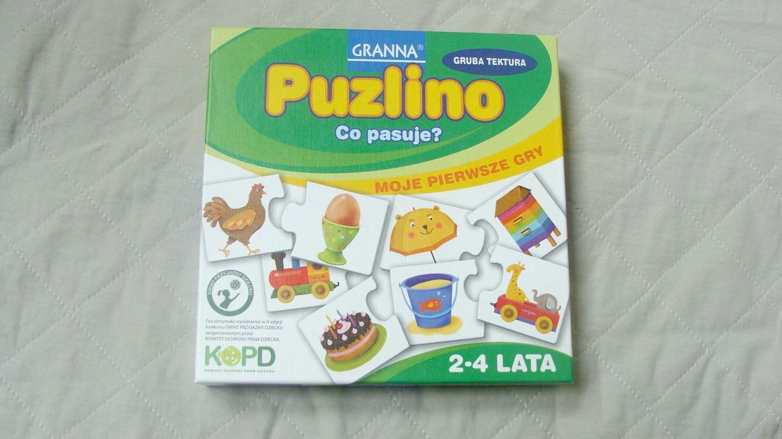 Puzlino gra dla dzieci