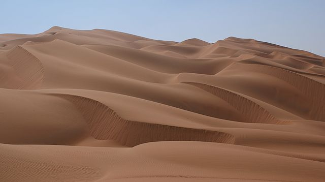 Rub 'Al Khali desert, Saudi Arabia