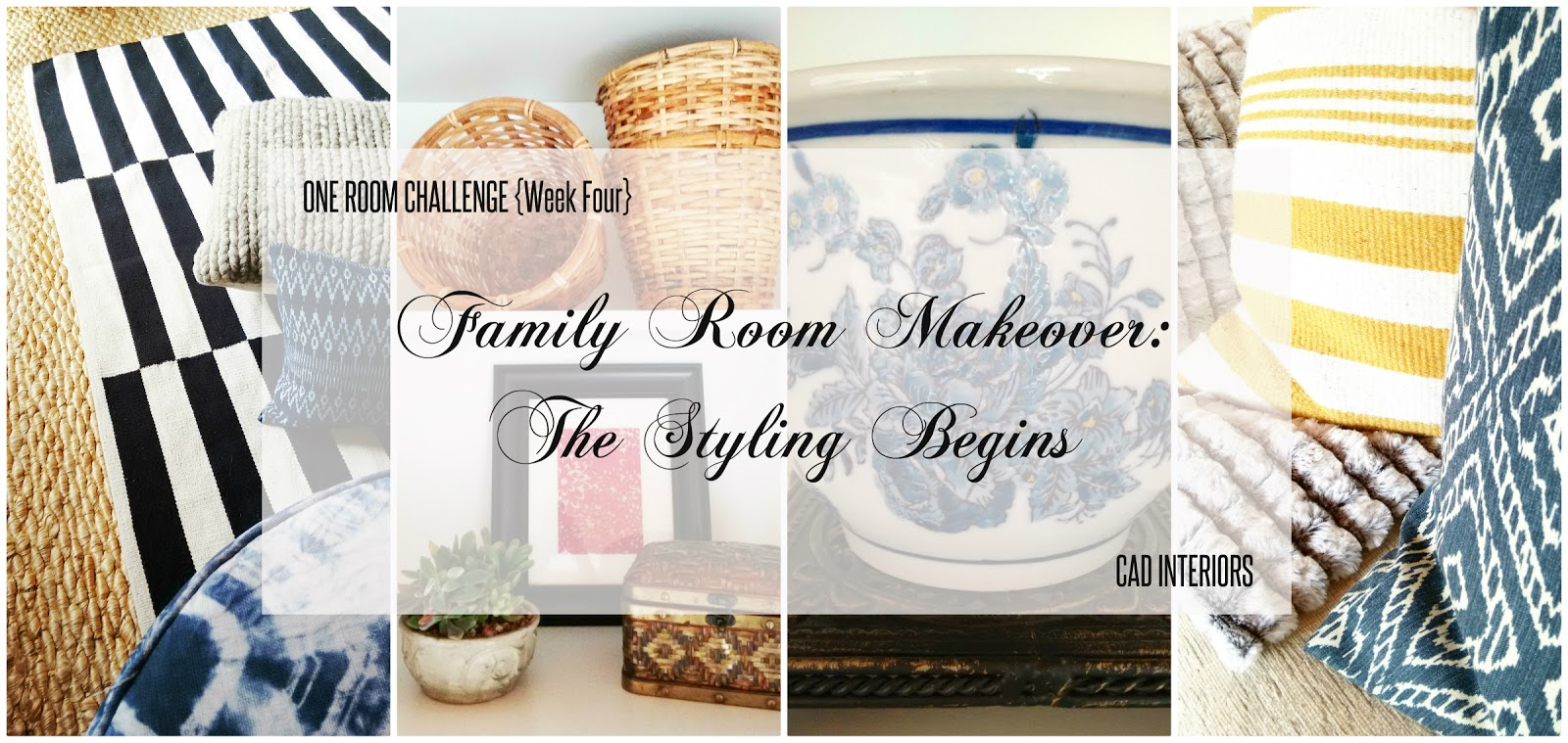 Fall 2015 ORC CAD INTERIORS family room makeover styling