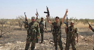 الجيش السوري, خان شيخون, وكالة سبوتنيك,
