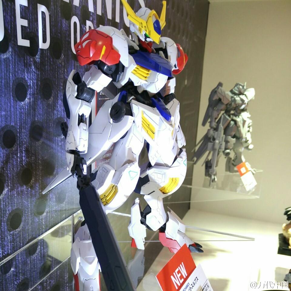 1/100 Full Mechanics Gundam Barbatos Lupus