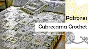 Cómo tejer un hermoso cubrecama a crochet / Patrones / Cómo calcular cantidad de lana