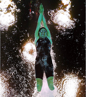 Team USA Paralympic swimmer Jessica Long