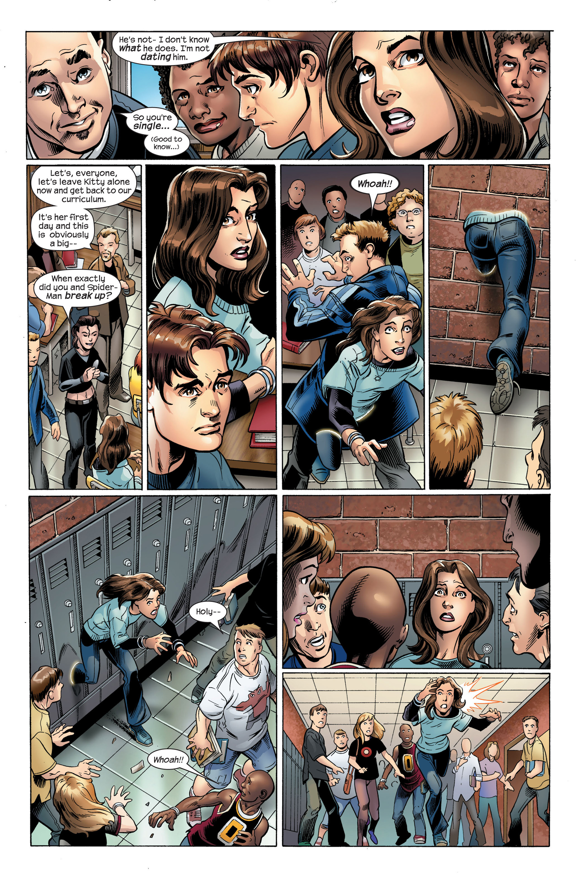 Read online Ultimate Spider-Man (2000) comic -  Issue #107 - 5
