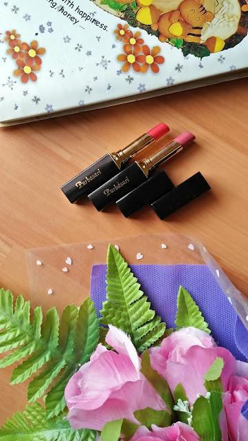 [REVIEW] Lipstik Purbasari Matte Ruby, Amberdan Topaz