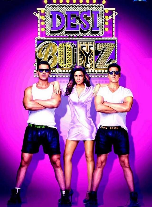Desi boyz poster bollybuzz - Jawga boyz wallpaper ...