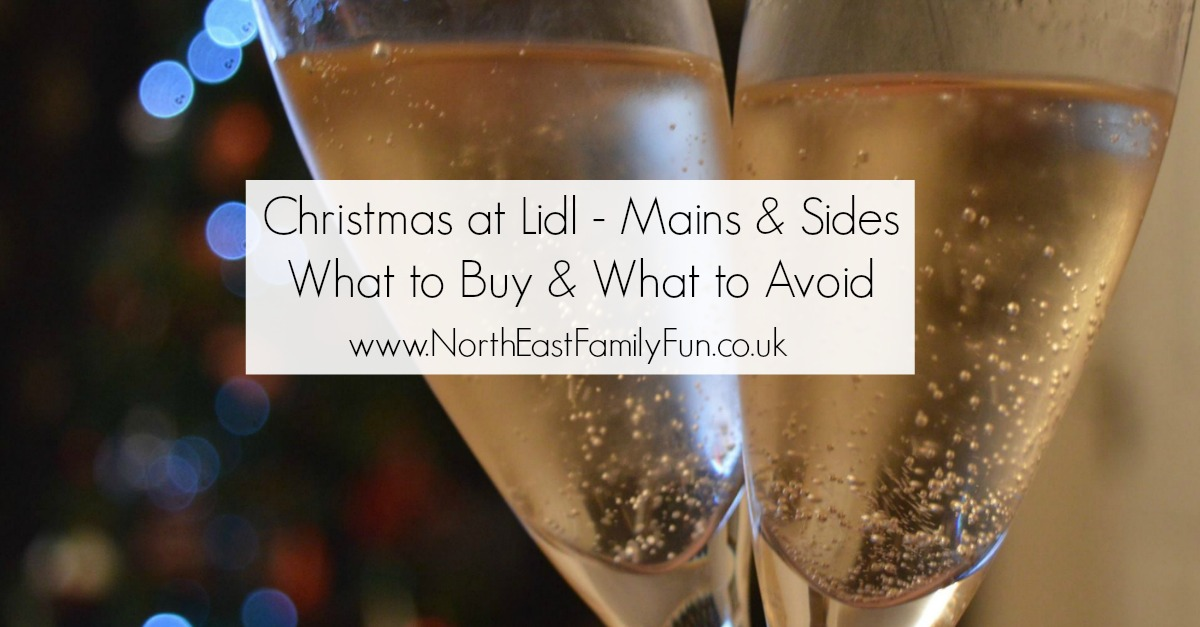 Christmas at Lidl - Mains & Sides | What to Buy & What to Avoid