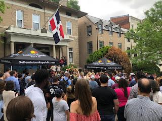 Miles de personas visitan Embajada Dominicana en Washington en el marco de PassportDC 2019