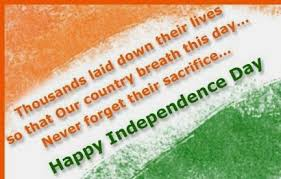 independence day speech for teachers in english